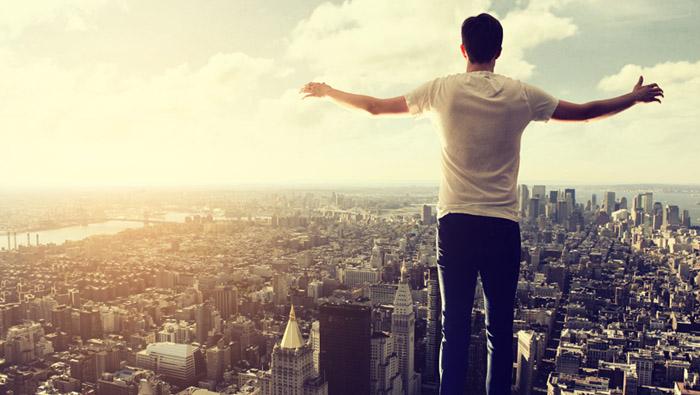 Toma la decisión de disfrutar el presente al máximo