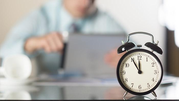 La trampa de la administración del tiempo