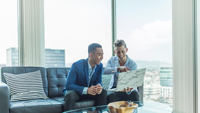 ¿Qué caracteriza a los vendedores exitosos?